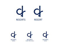 D-Resorts Logo Works