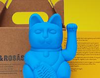 Bitter Kas - Blue Cats