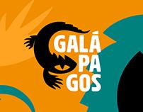 Galápagos Jogos - Identidade Visual