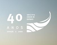 Concurso | 40º Aniversário Elevação a Cidade | Espinho