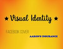 Visual Identity Aaron's Insurance.