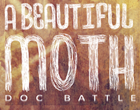 A Beautiful Moth/ DOC BATTLE Album ARTWORK