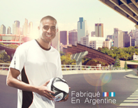 PhotoManipulation - David Trezeguet
