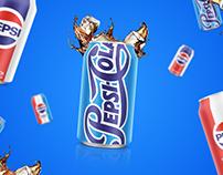 Pepsico: Pepsi Throwback & Mt. Dew Kickstart Branding