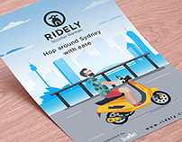 Ridely | Promotional Designs