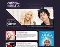 Christina Aguilera Brasil