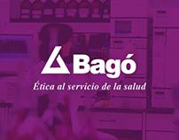 Laboratorios Bagó | Website