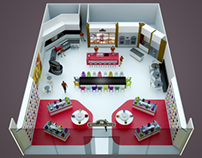 Kitchen Aid India Flagship Store (Concept)