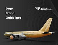 Desert Eagle - Air Cargo Logo Branding