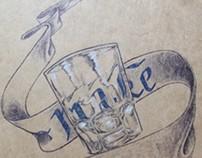 Make Mine A Double [Sketchbook]