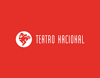Teatro Nacional - Brand Guidelines