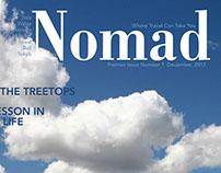 Nomad Magazine Spread