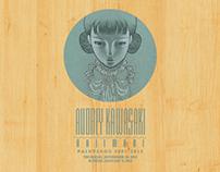 SFMOMA Brochure: Audrey Kawasaki
