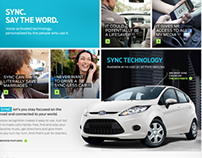 Ford SYNC Redesign