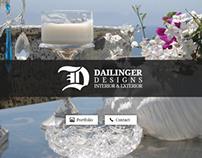 Dailinger Designs Redesign