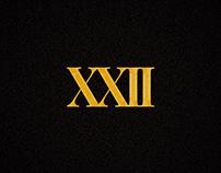 """XXII"" TRACK"