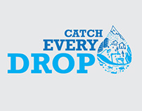 Catch Every Drop Branding