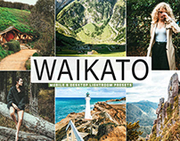 Free Waikato Mobile & Desktop Lightroom Presets