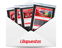 Email Marketing for LBapuestas