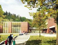 Zelgli school extension | Killwangen | CH
