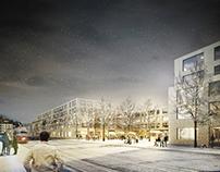 Residential development Burgernziel | Bern | CH