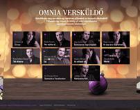 Omnia Christmas Campaign