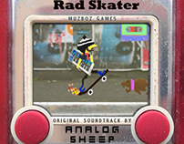 Rad Skater Apocalypse (Game) - Original Music