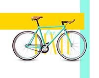 Fixie /// Website concept