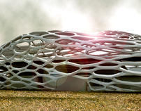 Sportshall Structure