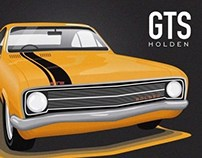 Vector GTS Holden