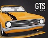Vector GTS Holden