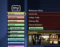 myTV EPG Concept