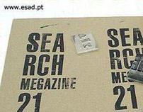 SEARCH Megazine #21 X Esad