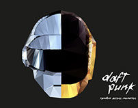 Daft Punk personal tribute