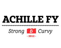 New font ACHILLE FY