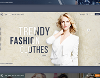 Women Fashion Banner, Creative Headers, Website Banner