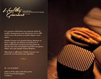 Healthy Gourmet - Website Design