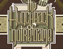 Hunchback Of Notre Dame Bookcover Design