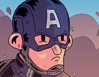 [Fan art]Super Heroes