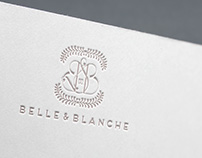 Belle & Blanche Logo & Brand Standards