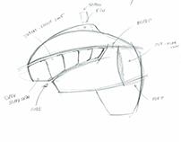 Shark Helmet (Work In Progress)