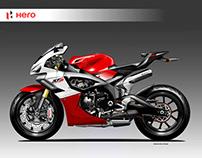 HERO XF$ RR Project