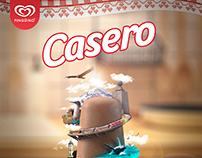 Casero- Ecuador Hecho Helado
