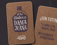 El Club de la Damajuana