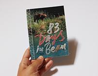 "Photo Zine ""83 Days in Bern"""