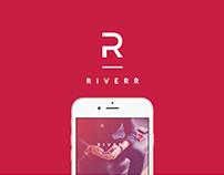 Riverr App Concept
