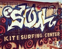 SOUL kite Surfing Center WALL ART