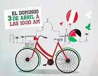 Evento Bicicleteada por Palestina