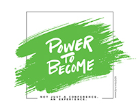 Branding | The Power To Become Conference