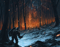 Demon woods